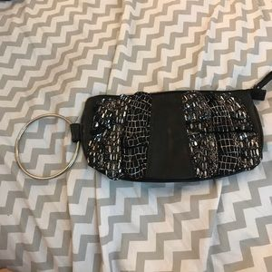 4/$25 Chateau clutch bag.